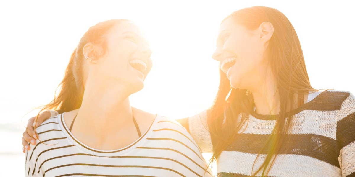 8 Simple Reasons To Laugh Every Day