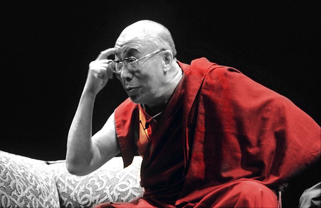The Dalai Lama on Misperceptions