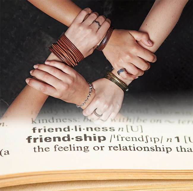 4 Keys to Balanced Friendships