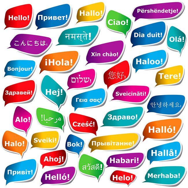 How To Say Hello in 10 Different Languages