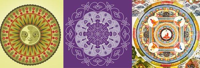 Mandala, Symbol of Wholeness