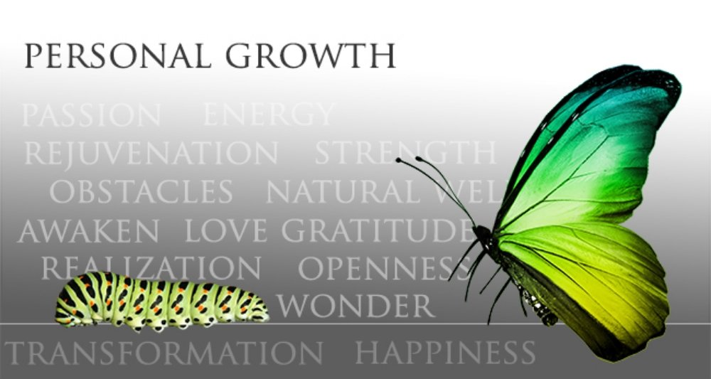14 Ingredients of Personal Growth