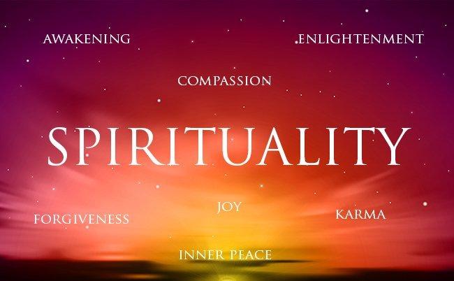 Spirituality from A-Z