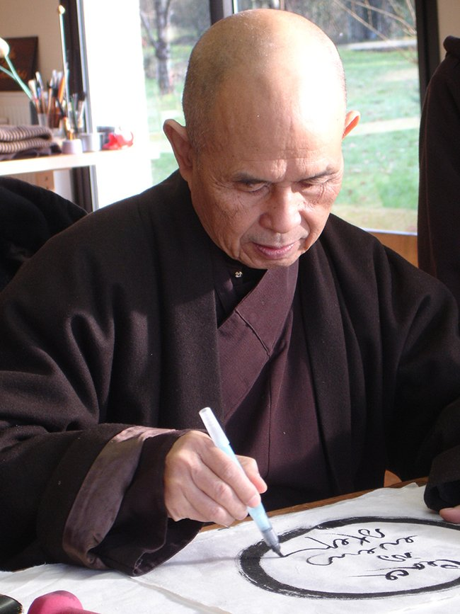 Thich Nhat Hanh on Technology