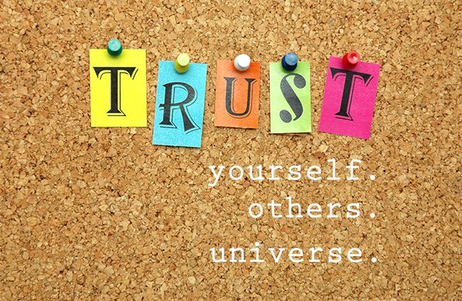 Trust, a Key Ingredient for a Happy Recipe