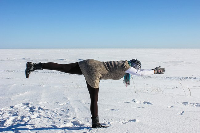 Yoga for the Winter Season