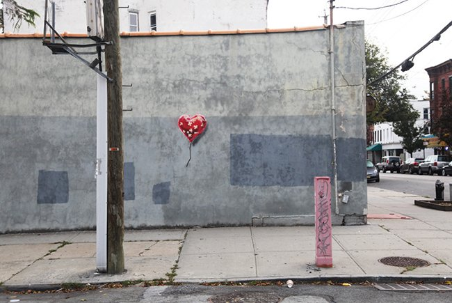 When Street Art Inspires Us