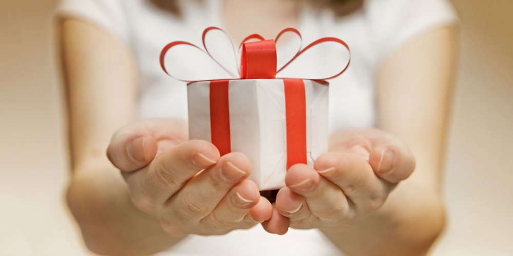 Gift Giving: Alternatives To Buying More Stuff