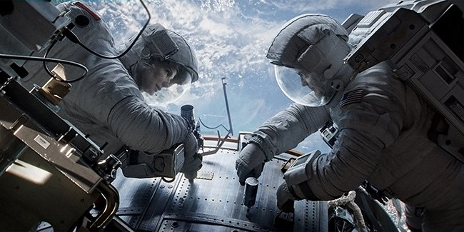 Deep Inspiration in 'Gravity'