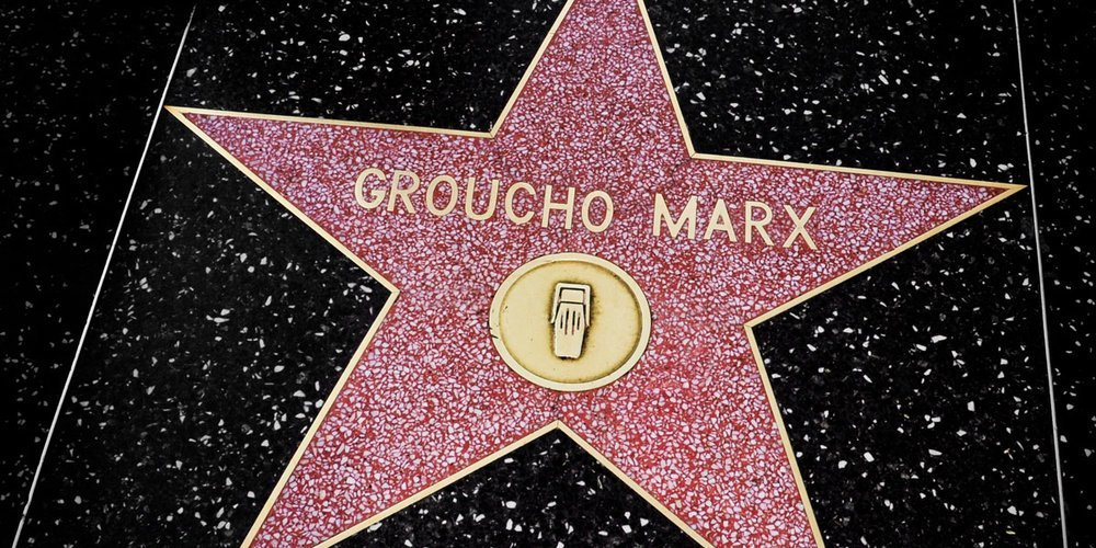 Wit and Wisdom- Advice From Groucho Marx