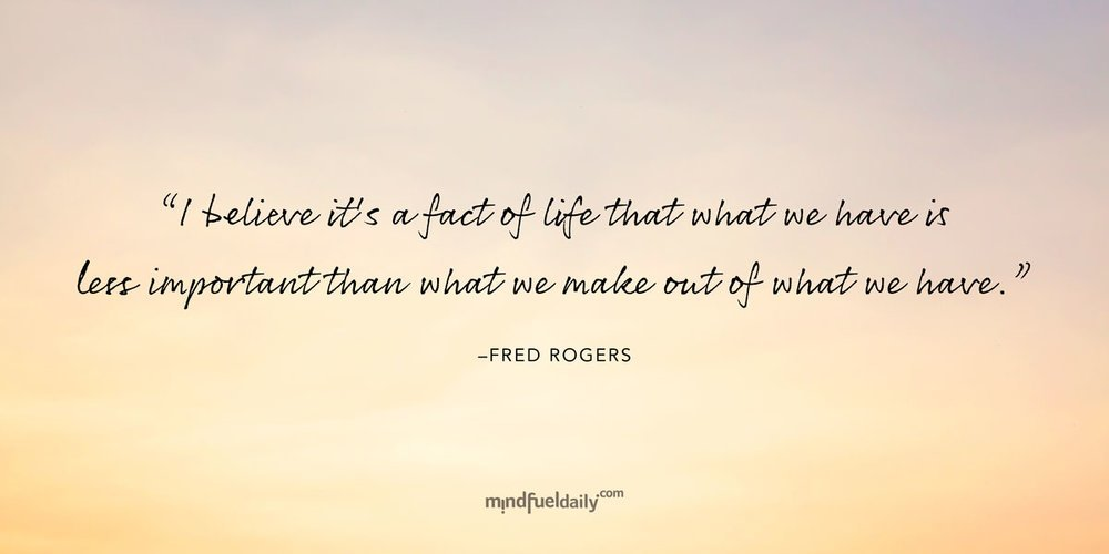 Gentle Wisdom: Lessons From Fred Rogers