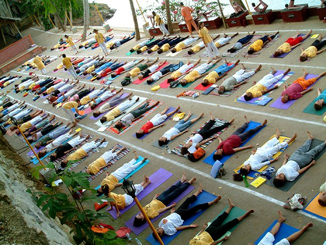 The Silence of Savasana
