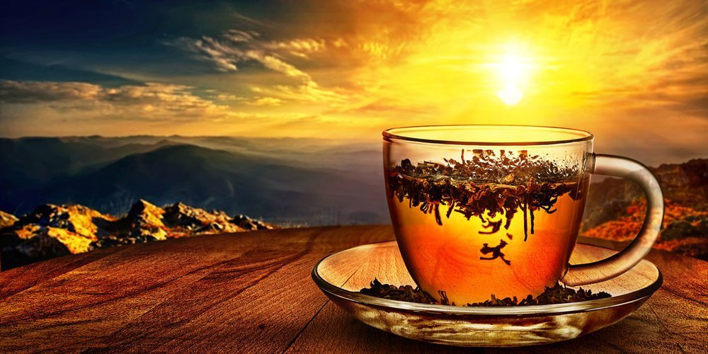 A Simple Tea Meditation