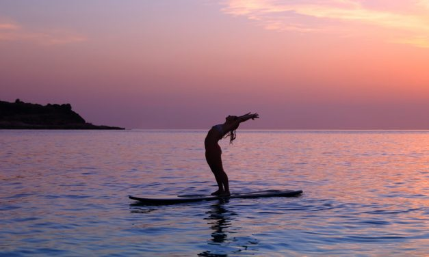 Ready to take up SUP Yoga?