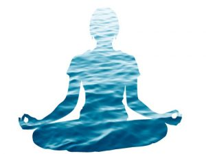 easy seat pose yoga