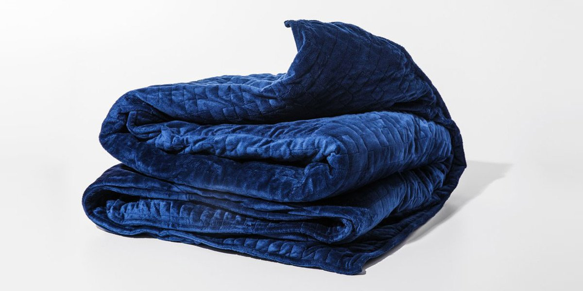 Could a Weighted Blanket Ease Your Anxiety?