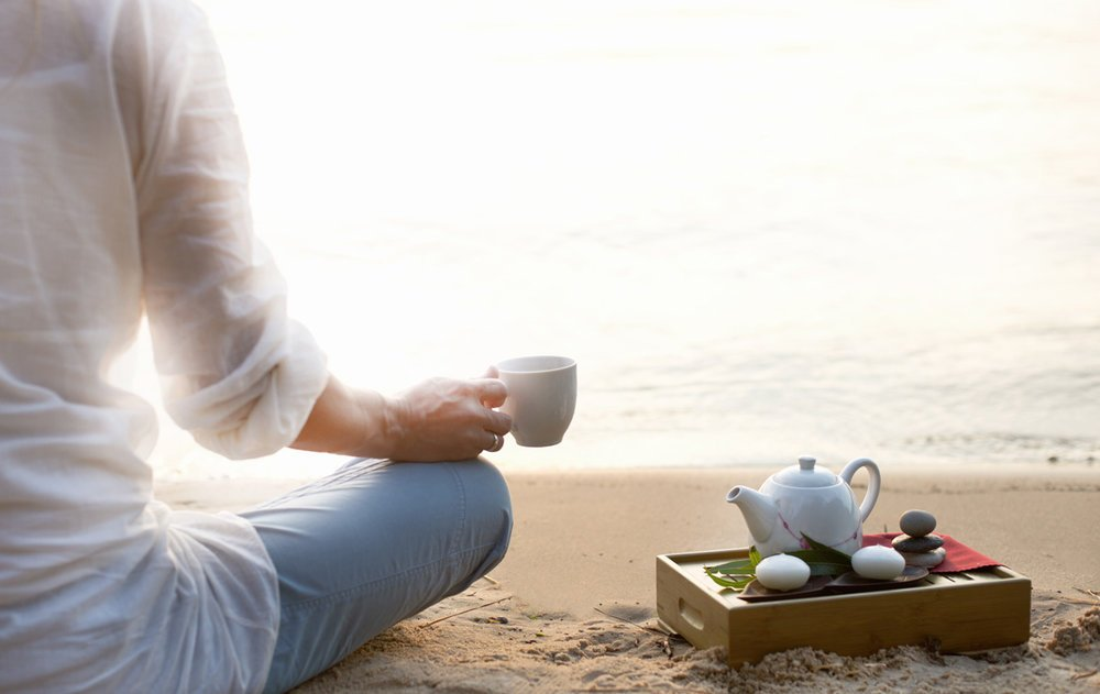 Making Time for Ourselves – Simple Advice on Meditation, Relaxation, and Happiness