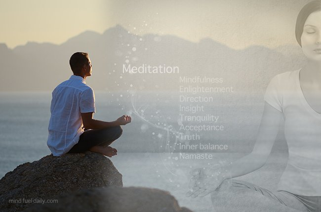 Mindfulness, Enlightenment, Direction, and Other Benefits of Meditation
