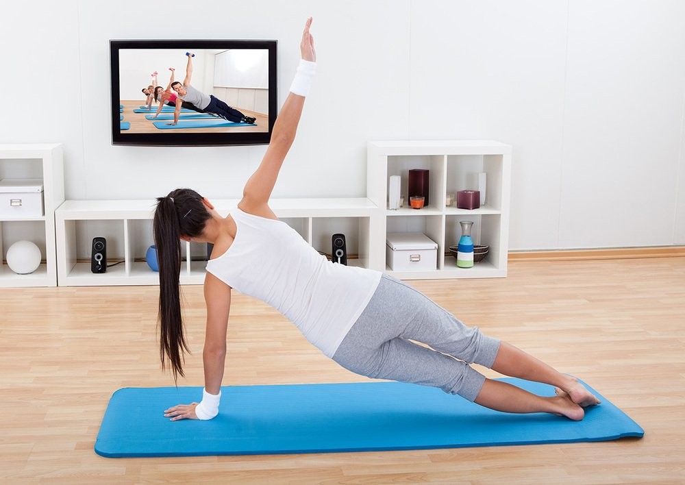Is an Online Yoga Class Better Than a Real One?