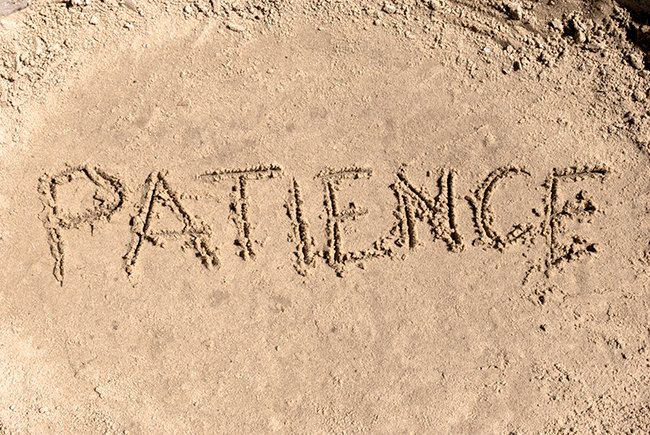 7 Inspiring Thoughts About Patience