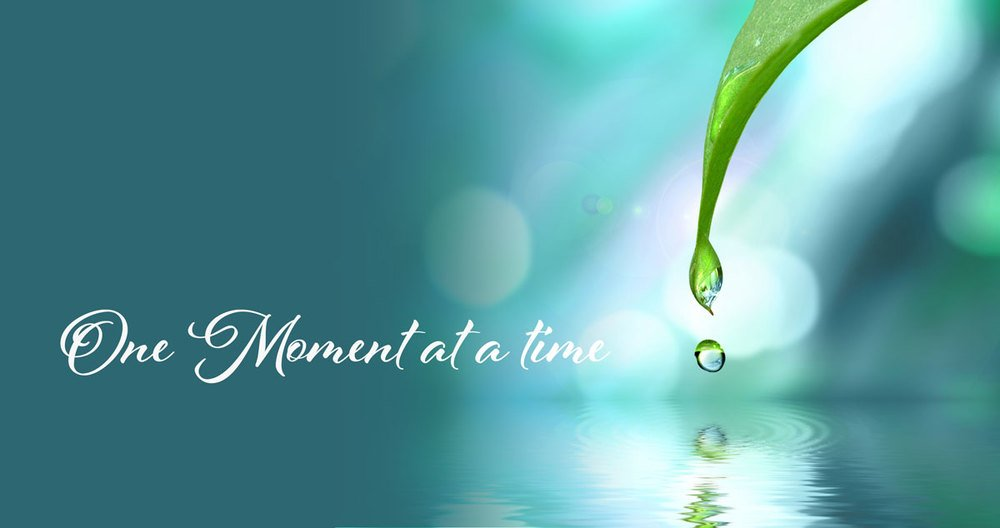 Living in the Moment Creates an Ideal Life
