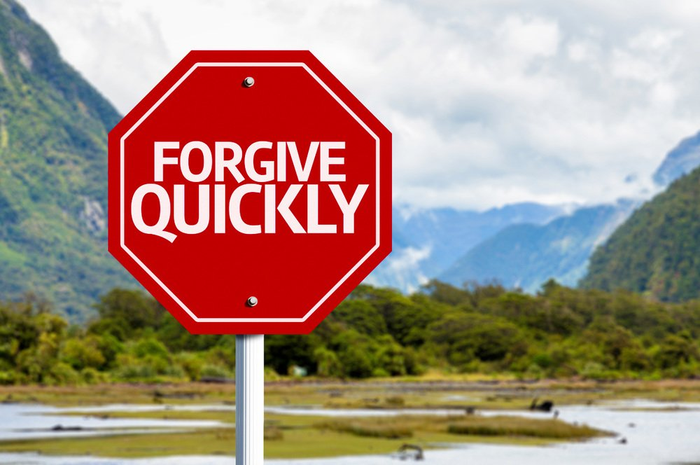 Forgiveness Is Good for You