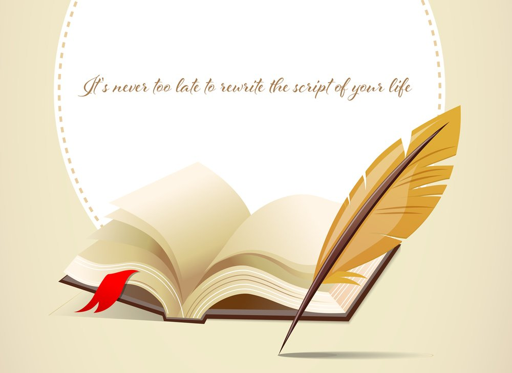 You Are the Author of Your Own Life Story!