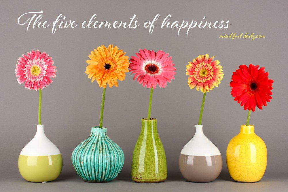 Positive Psychology: the 5 Key Elements of a Happy Life