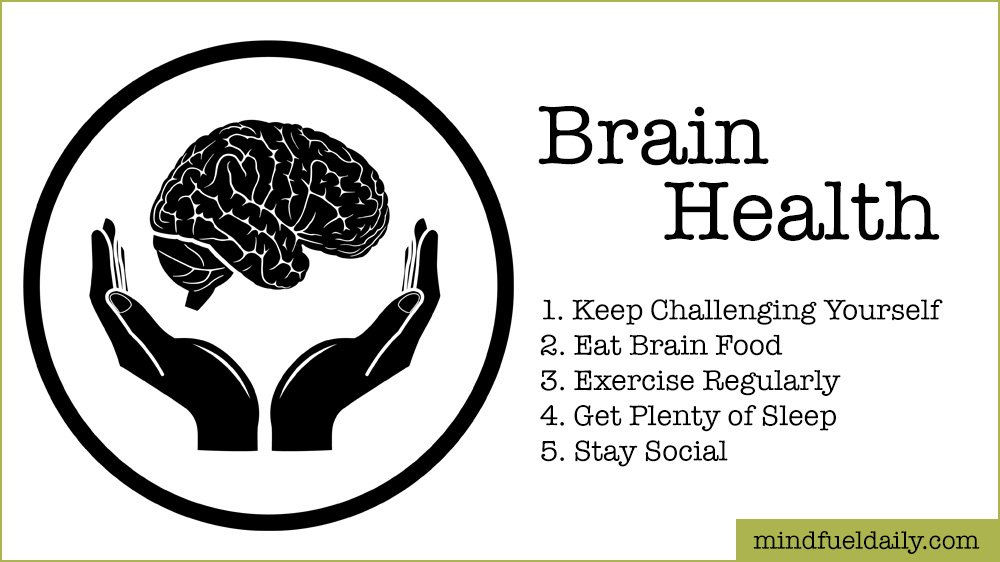 5 Key Tips for Brain Health
