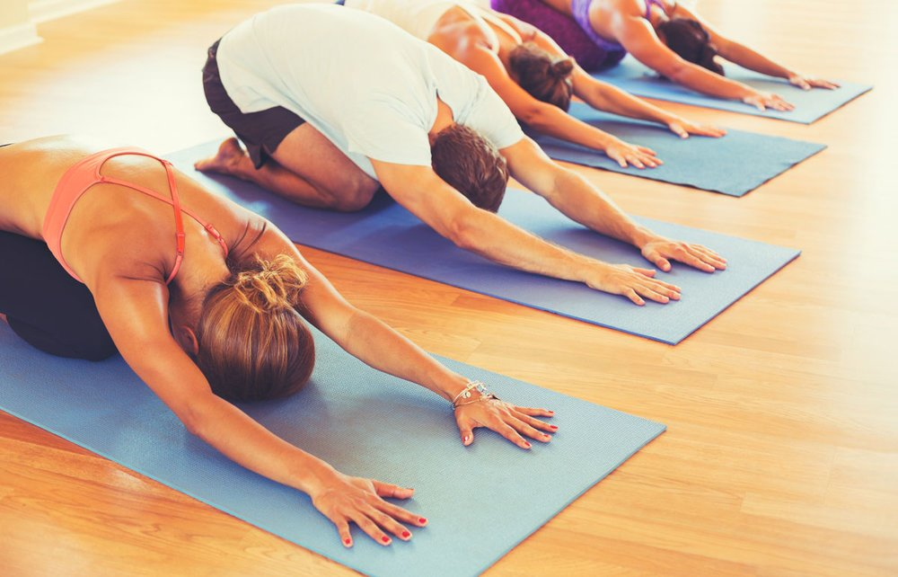 Are You Present During Yoga?